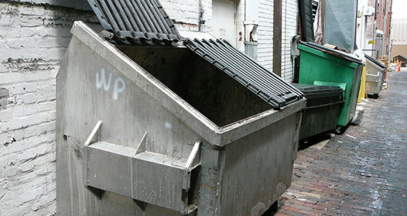 Cinematic Metal: Dumpster