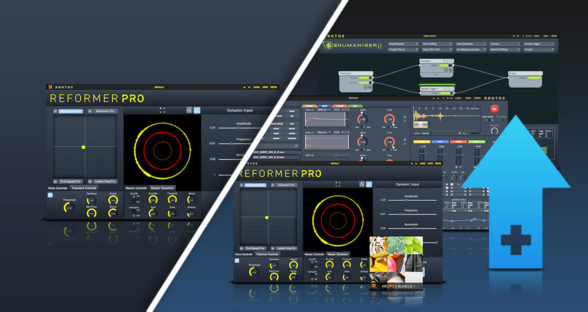 Reformer Pro > Sound Design Bundle