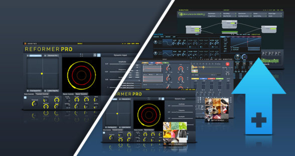 Reformer Pro > Sound Design Bundle 2