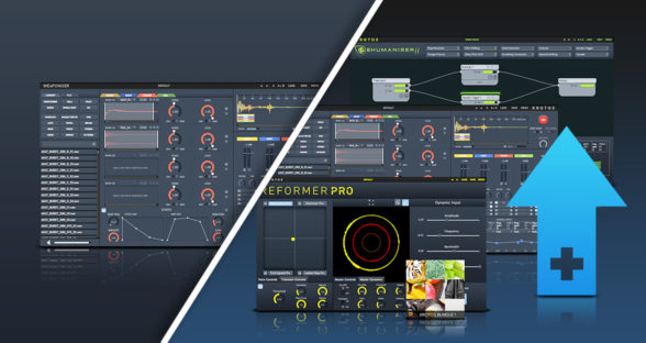 Weaponiser Fully Loaded > Sound Design Bundle