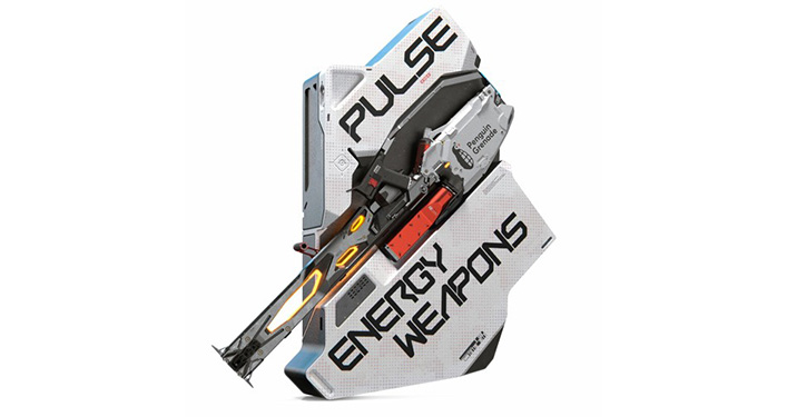 Pulse Energy Weapons Library